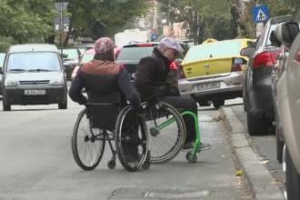 Avocatul Poporului s-a sesizat dupa un reportaj ProTV. Institutiile fara rampa pentru cei cu dizabilitati vor fi verificate