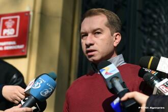Scandal cu Mihai Sturzu, dupa ce a criticat noua conducere PSD. Ce s-a intamplat dupa ce a avut o discutie cu Dragnea