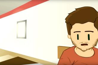 iLikeIT. Premiera romaneasca pe YouTube: prima animatie 2D in 360 de grade