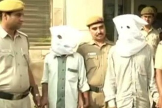 Caz socant in India. Politistii au arestat doi tineri de 17 ani, acuzati ca au rapit si violat o fetita de 2 ani