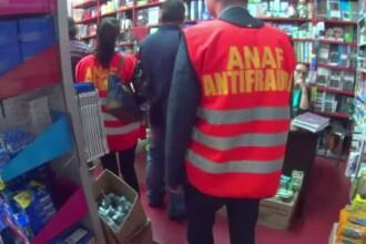 15 centre comerciale din toata tara, verificate de ANAF. Inainte de controale, Fiscul a trimis in magazine