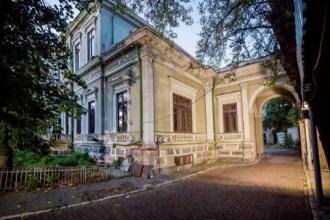 Palatul Cantacuzino din Bucuresti, scos la vanzare cu 3 mil. de euro. Monumentul istoric ar putea fi transformat in hotel