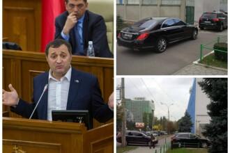 Procurorii moldoveni au initiat sechestru pe intreaga avere a lui Vlad Filat. Cinci masini de lux au fost ridicate. VIDEO