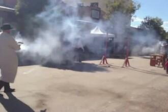 Incident grav la un spectacol pentru turisti, in Arizona. Cum au ajuns gloante adevarate in pistolul unui actor