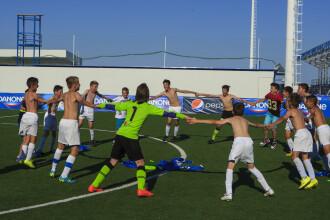 URIAS   Ei sunt fotbalistii care joaca pentru Romania la cea mai mare competitie din lume, in acest weekend. Prezentare