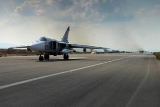 Doi piloti rusi, morti intr-un accident aviatic in Siria