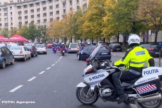 Doi agenti din coloanele oficiale ale vicepremierului Gabriel Oprea au avut pana acum accidente. Interviu cu un politist