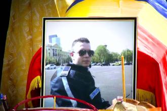 Bogdan Gigina a fost inmormantat. Marturia unui coleg: