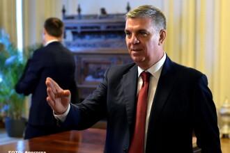Valeriu Zgonea, intrebat daca Gabriel Oprea ar trebui sa demisioneze din Guvern: