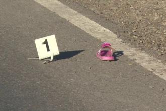 O fetita de 7 ani din Vaslui, spulberata chiar pe trecerea de pietoni. Marturiile localnicilor: