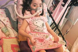 Decizia controversata luata de parintii unei fetite de 5 ani grav bolnava.