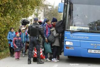 14 imigranti repartizati in Suedia au sechestrat mai multe autobuze si refuza sa coboare din ele. De ce sunt nemultumiti