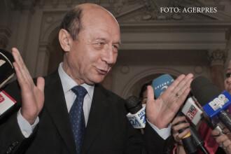 Fostul presedinte Traian Basescu va fi urmarit penal, pentru episodul