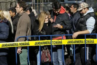 Mobilizare impresionanta in centrele de donat sange din Romania.