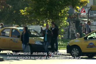 Cum au ajuns taximetristii pe lista de probleme a Capitalei. Un tanar a fost batut fiindca a urcat in taxi fara sa intrebe