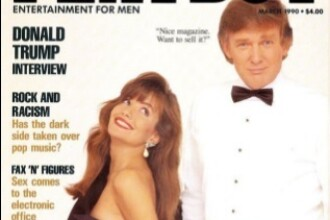 Nou scandal in cursa pentru Casa Alba. Donald Trump a aparut intr-un filmulet cu iepurasii Playboy. Ce arata noile sondaje