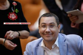 Ponta, dat in judecata de sotul Alinei Gorghiu pentru 100.000 lei. Reactia fostului premier: