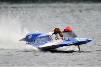 Campionul mondial la curse cu barci de mare viteza, Massimo Rossi, a murit intr-un accident in Germania