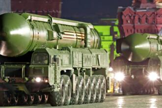 Putin le cere americanilor printr-o lege sa-si ia soldatii si scutul anti-racheta din Romania. Amenintarea nucleara a Rusiei