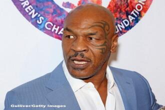 Fostul pugilist american Mike Tyson va participa la o sedinta a plenului Senatului Romaniei