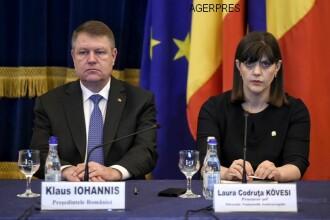 Klaus Iohannis, despre scandalul Codruta Kovesi: