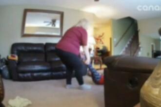 A vazut schimbari in comportamentul fiului ei si a instalat o camera in living. Ce a vazut apoi pe imagini a ingrozit-o