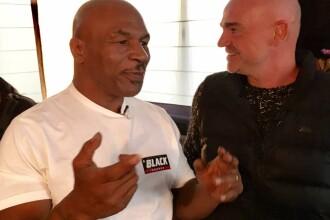 Mike Tyson, interviu exclusiv pentru Stirile ProTV: