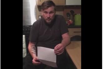 Gestul emotionant pe care l-a facut un barbat pentru cei 5 copii ai sai. A primit o veste socanta, dupa 16 ani VIDEO