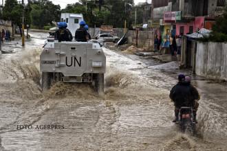 Echipa europeana de salvatori din Haiti, condusa de un roman. Colonelul Marius Dogeanu a fost in Iordania si Filipine