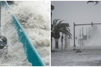 Trei state din SUA se pregatesc sa infrunte cel mai puternic uragan din ultimii 118 ani. 842 morti provocate de