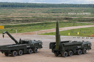 Riposta concreta a Rusiei la scutul de la Deveselu. Rachete care pot transporta incarcaturi nucleare, trimise la Kaliningrad