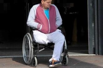 Lipsa unui picior nu l-a impiedicat sa incalce legea. Ce a facut un barbat in scaunul cu rotile pentru a se razbuna