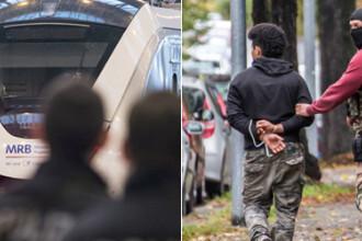 Politia germana il cauta in continuare pe sirianul care pregatea un atac cu bomba. Barbatul e banuit de legaturi cu ISIS