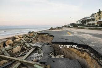 Modul in care un prezentator de la Fox News a analizat uraganul Matthew.