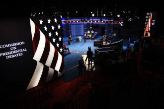 A doua dezbatere Donald Trump - Hillary Clinton, in direct pe www.stirileprotv.ro