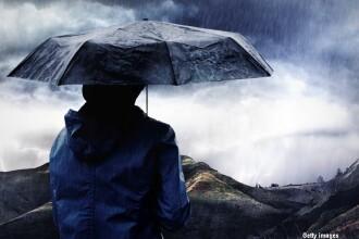 Vremea se incalzeste in Bucuresti, insa in restul tarii ca fi cod galben de ploi. Prognoza meteo pentru weekend