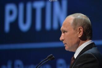 Vladimir Putin si-a anulat vizita in Franta dupa ce Francois Hollande a acuzat Rusia de crime de razboi in Siria