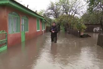 Inundatiile au lovit in toata tara si au afectat drumuri si sute de case. Ce masuri sunt pregatite in caz de urgenta