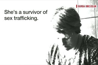 Reportaj BBC despre romance obligate sa se prostitueze in Europa. Experienta Mihaelei, vanduta chiar de tatal copilului ei