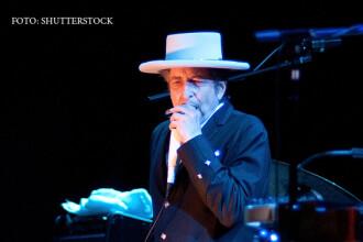 Bob Dylan este de negasit. Academia care acorda premiul Nobel a renuntat sa-l mai caute