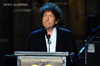"""Poza virala care a aparut dupa ce Bob Dylan a luat Nobel. """"Crezi ca intr-o zi unul dintre noi va ajunge presedintele SUA?"""