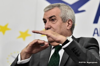 Tariceanu a negat orice relatie cu cei anchetati in dosarul in care este acuzat de favorizarea faptuitorului