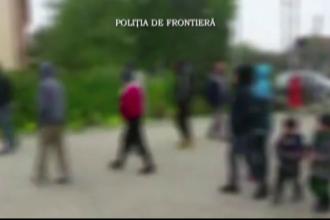 17 migranti vietnamezi, afgani si sirieni, prinsi de Politie de Frontiera din Timis. Unde vor ajunge