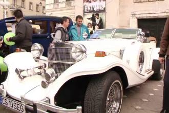 Parada masinilor de colectie la Retro Parada Toamnei, eveniment organizat in 27 de orase