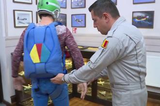 Moartea parasutistului Vlad Lupas ramane invaluita in mister. Aeroclubul Romaniei: