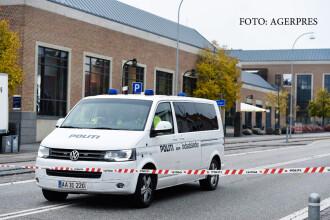 Patru amenintari cu bomba in Danemarca, dintre care una pe un aeroport important. Mii de oameni au fost evacuati