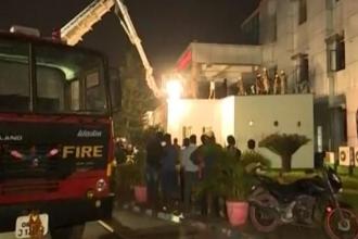 Cel putin 19 morti in urma unui incendiu la un spital din India.