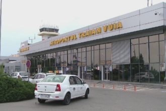 Incident aviatic pe Aeroportul