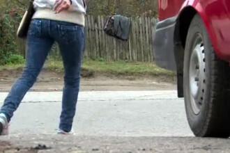 Barbat din Gorj, banuit ca a incercat sa-si calce sotia cu masina.