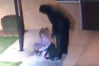 Un tata si-a abandonat fetita de 5 ani, pe strada, in frig, si i-a lasat doar o patura. Cum a fost gasita a doua zi